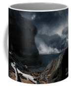 Stars Over Salt Water Coffee Mug