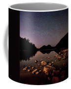 Stars Over The Bubbles Coffee Mug by Brent L Ander