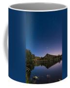 Stars Reflect In Cawfield Quarry Coffee Mug