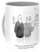 Start Bitching About Our Allergies Coffee Mug