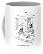 Start With A Spanish Doubloon.  Those Coffee Mug