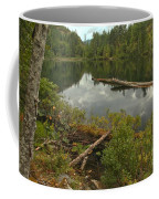 Starvation Lake - British Columbia Coffee Mug