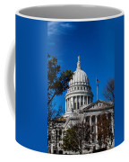 State Capitol In Madison Wi Coffee Mug