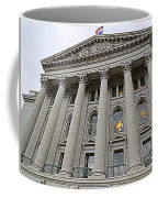 State Capitol Madison Wisconsin Coffee Mug