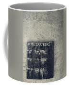 State Car Keys Coffee Mug