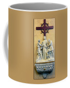 Station Of The Cross 10 Coffee Mug