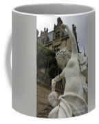 Statue At Biltmore Estate Coffee Mug