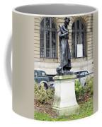 Statue In A Paris Park Coffee Mug