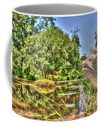 Statue In Brookgreen Gardens Coffee Mug