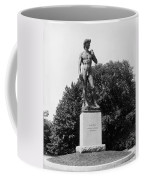 Statue Of David Delaware Park Buffalo Ny Coffee Mug