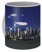 Statue Of Liberty Ferry 2 Coffee Mug