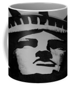 Statue Of Liberty In Black And White Coffee Mug