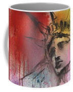Statue Of Liberty New York Painting Coffee Mug