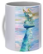 Statue Of Liberty - The Torch Coffee Mug