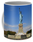 Statue Of Liberty Tourism Coffee Mug