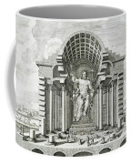 Statue Of Olympian Zeus Coffee Mug