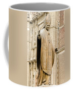 Statue Of Pope John Paul II Coffee Mug