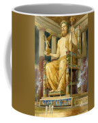 Statue Of Zeus At Oympia Coffee Mug