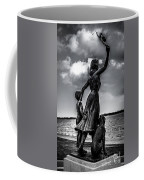 Statue St Clair Mi Coffee Mug