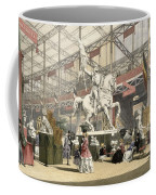 Statues In The Belgium Section Coffee Mug