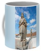 Statues Of Prophets Coffee Mug
