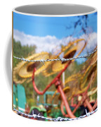 Stay Out Coffee Mug