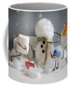 Stay Puff Snowman Coffee Mug