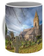 St.david At Pantasaph Coffee Mug