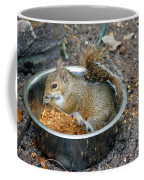 Stealing Food Coffee Mug