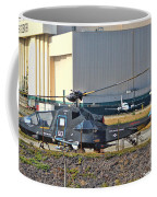 Stealth Air Attack Helicopter Coffee Mug