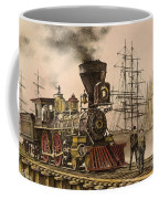 Steam And Sail Coffee Mug