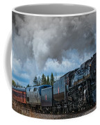 Steam Engine 261 Coffee Mug