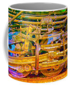 Steam Engine Linkage 3 Coffee Mug