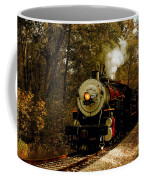Steam Engine No. 300 Coffee Mug by Robert Frederick