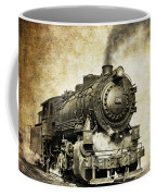 Steam Locomotive No. 334 Coffee Mug