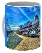 Steam Locomotive No 4 Virginian Class Sa  Coffee Mug