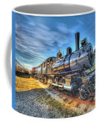 Steam Locomotive No 6 Norfolk And Western Class G-1 Coffee Mug