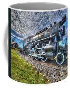 Steam Locomotive No 606 Coffee Mug