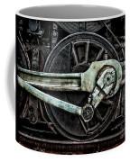 Steam Power Coffee Mug by Olivier Le Queinec