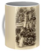 Steam Power Sepia Vignette Coffee Mug