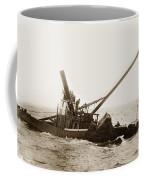 Steam Schooner Celia Steam SchoonerBuilt In 1884Lost At Pt Joe Coffee Mug