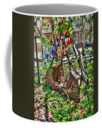 Steam Shovel Bucket Coffee Mug