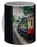Steam Train 3802 Coffee Mug