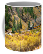 Steam Train 5 Coffee Mug