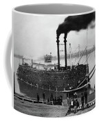 Steamboat, C1900 Coffee Mug