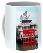 Steamboat Natchez Coffee Mug