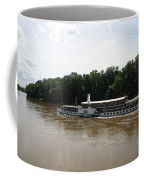 Steamboat River Elbe Germany Coffee Mug