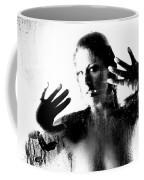 Steamed Glass Coffee Mug