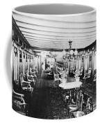 Steamer Interior, C1867 Coffee Mug