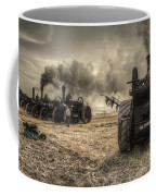 Steaming Giants  Coffee Mug